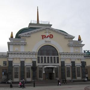 Железнодорожные вокзалы Кузнецка